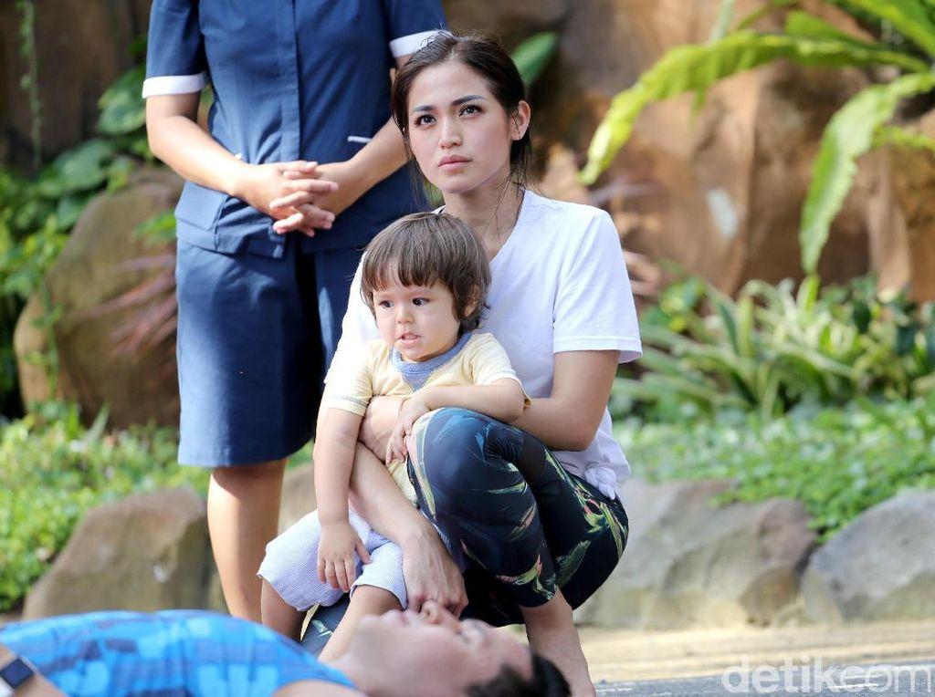 Jessica Iskandar akan Perkenalkan Ludwig kepada El Barack