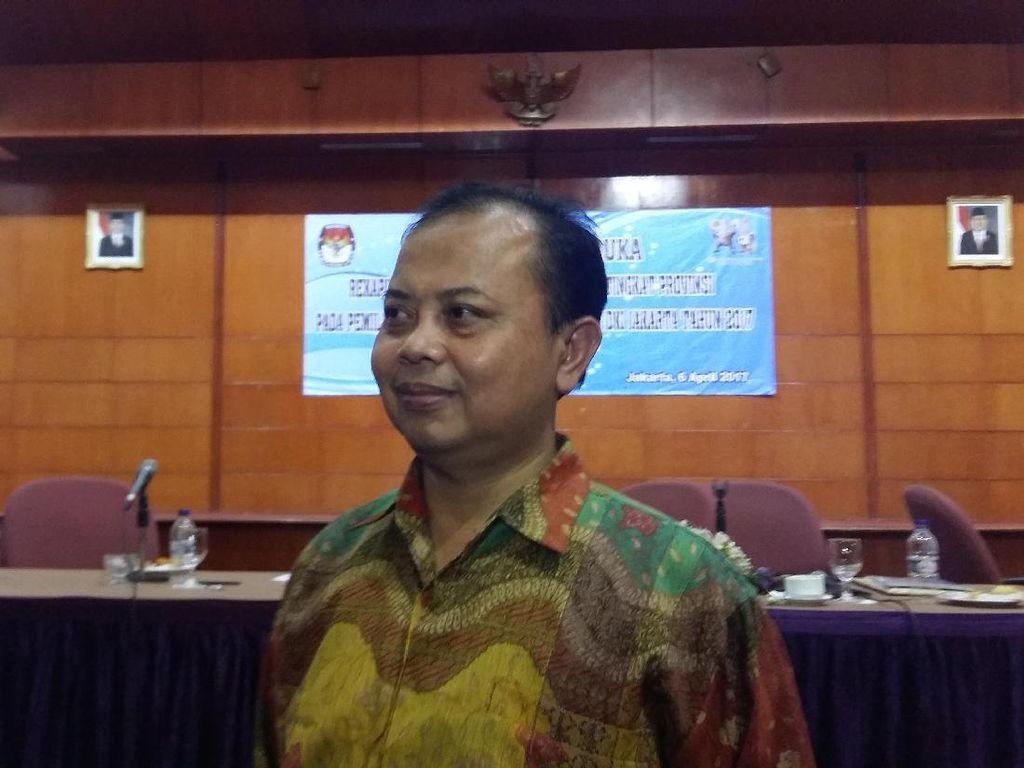 Ketua KPU DKI akan Keliling TPS Pantau Pelaksanaan Pilgub