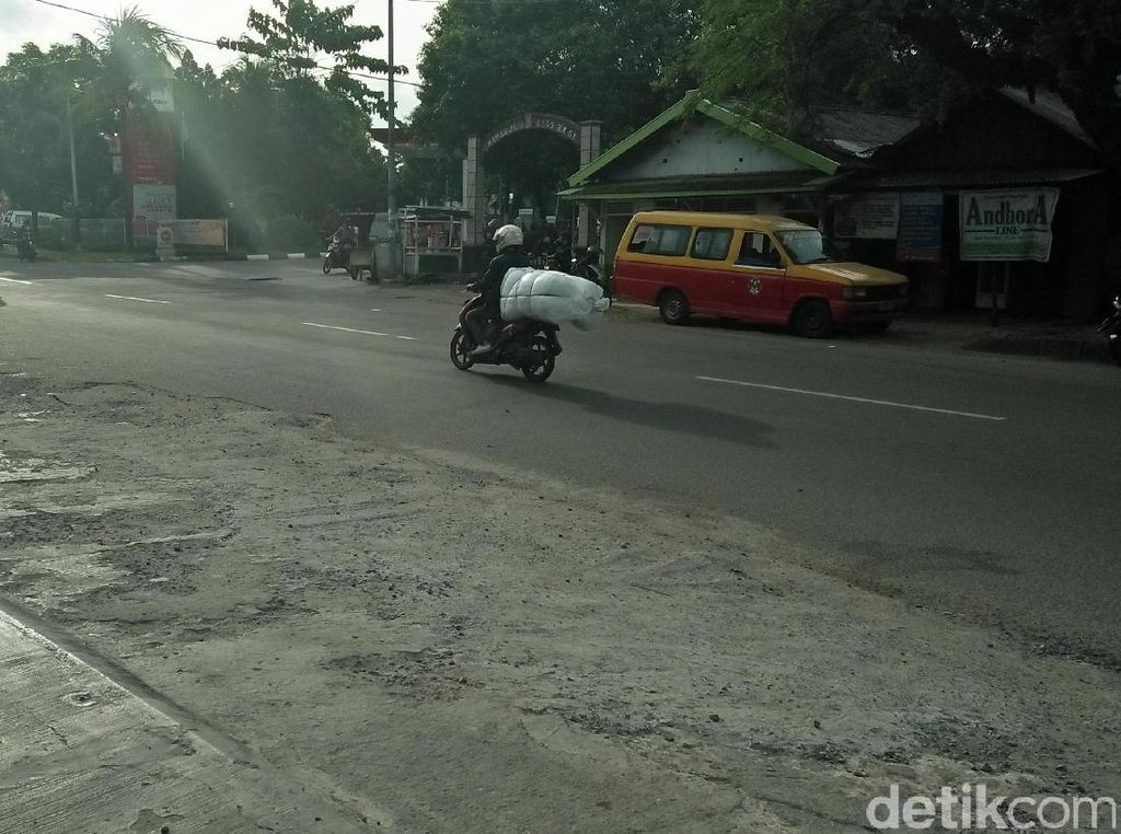 Cerita Warga soal Tertabraknya Kakek Eduard di Tangerang