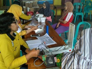 Tim Kesehatan Disiagakan di Longsor Kediri Antisipasi Penyakit