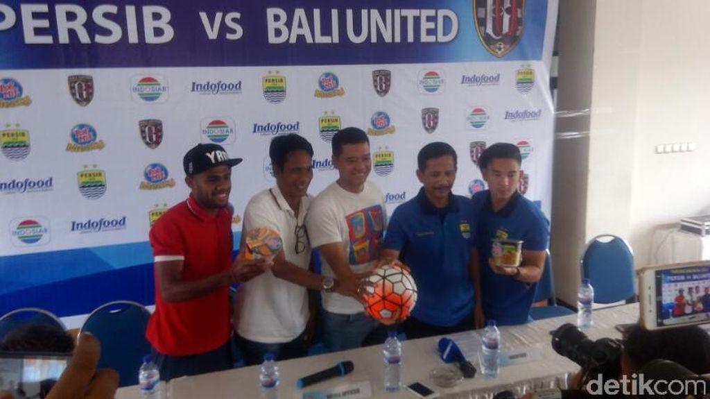 Ribuan Aparat Kawal Laga Persib vs Bali United di GBLA Bandung