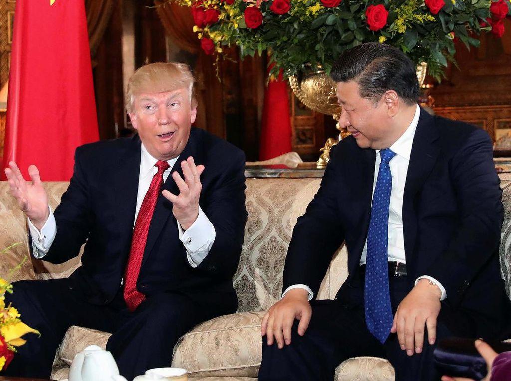Menakar Petaka dan Berkah Perang Dagang China-AS untuk RI