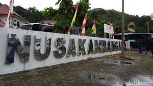 Petugas Gagalkan Penyelundupan Sabu dan Ekstasi ke Nusakambangan