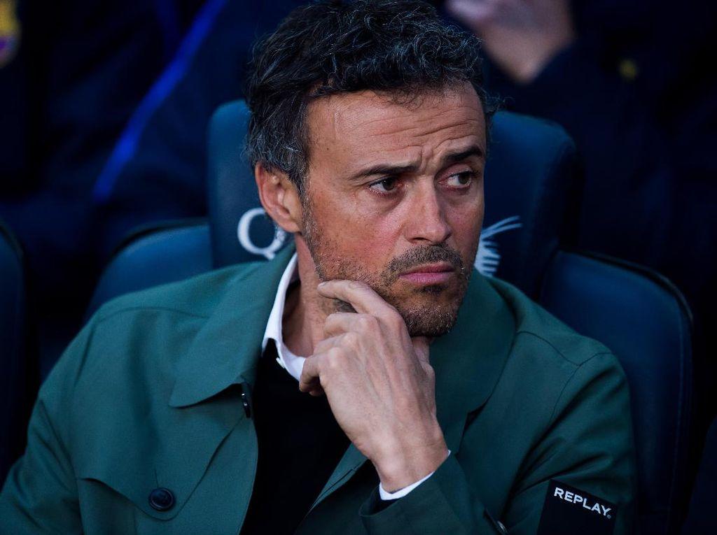 Enrique Sebut El Clasico di Bernabeu Jadi Final buat Barca