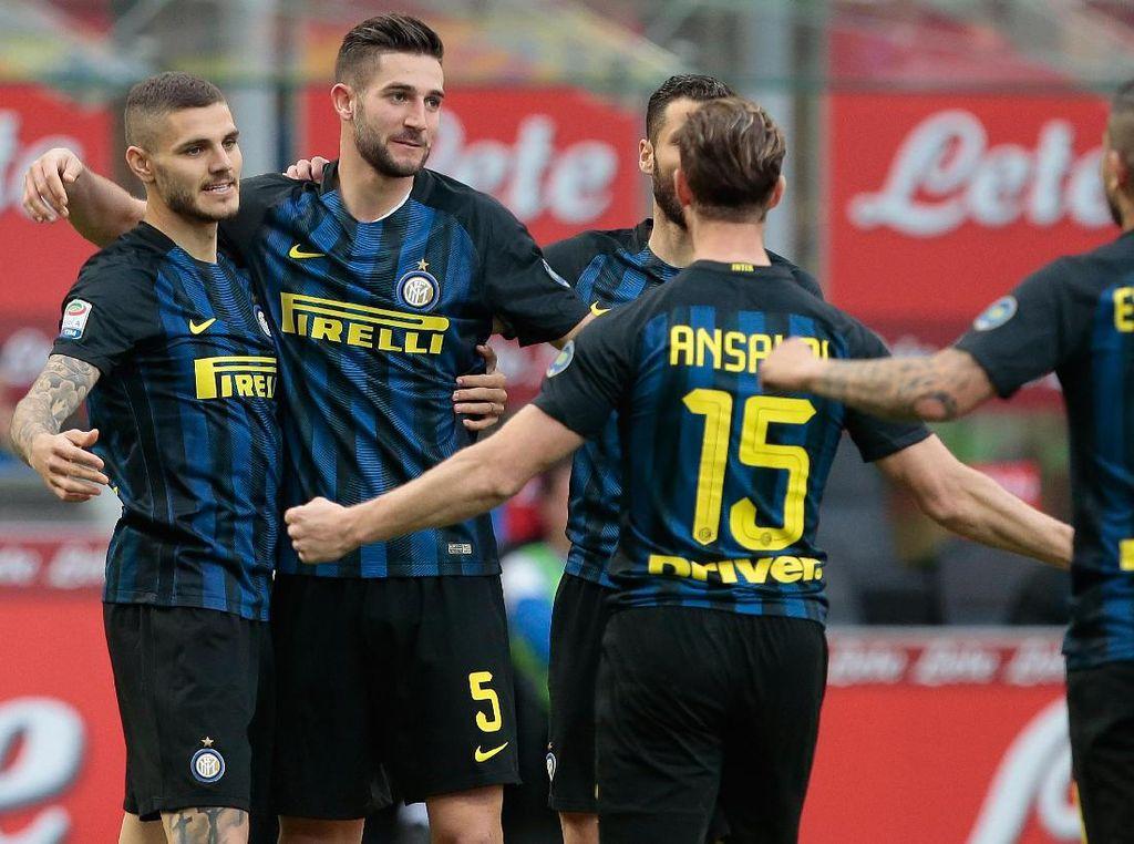 Icardi: Scudetto Jadi Target Inter Musim Depan