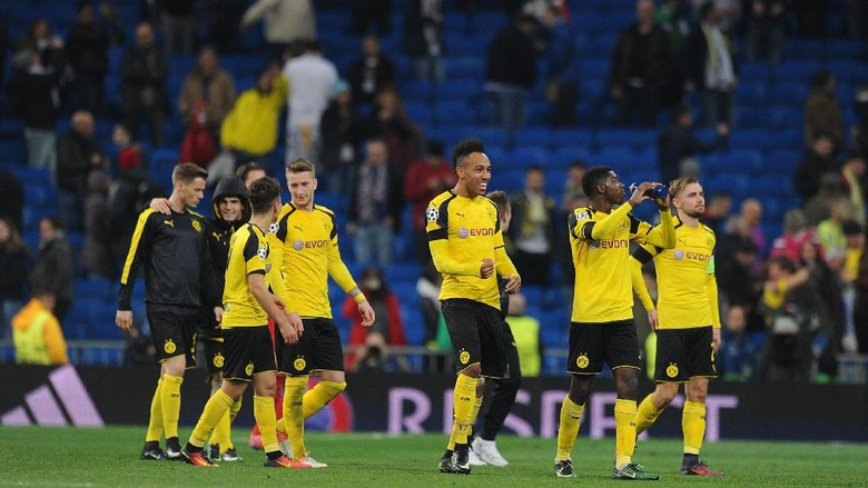 Sedang Kritis, Dortmund Tetap Bertekad Sakiti Bayern