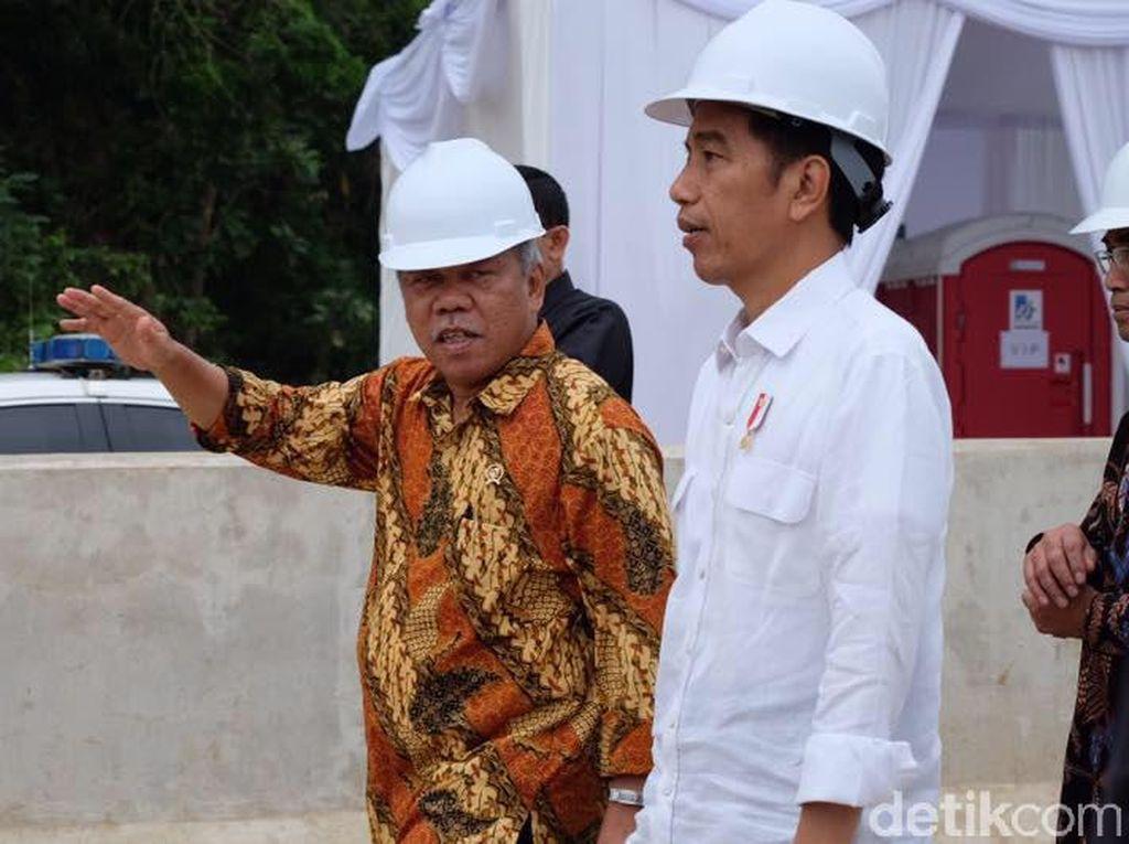 Jokowi Minta Tarif Tol Turun Setelah Dapat Bisikan Intel