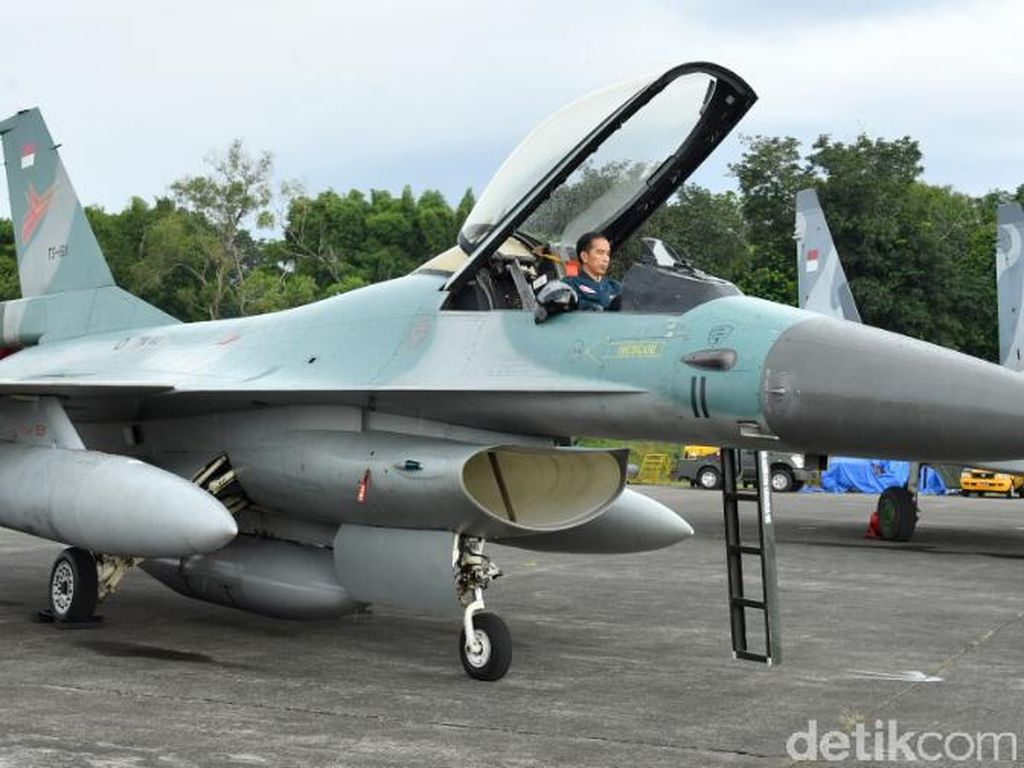 Cegat Pesawat, TNI AU ke Singapura: Enak Saja Masuk Rumah Orang!