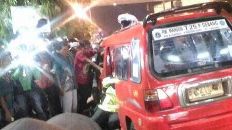 Sosok Aiptu Sunaryanto yang Selamatkan Ibu Ditodong di Angkot