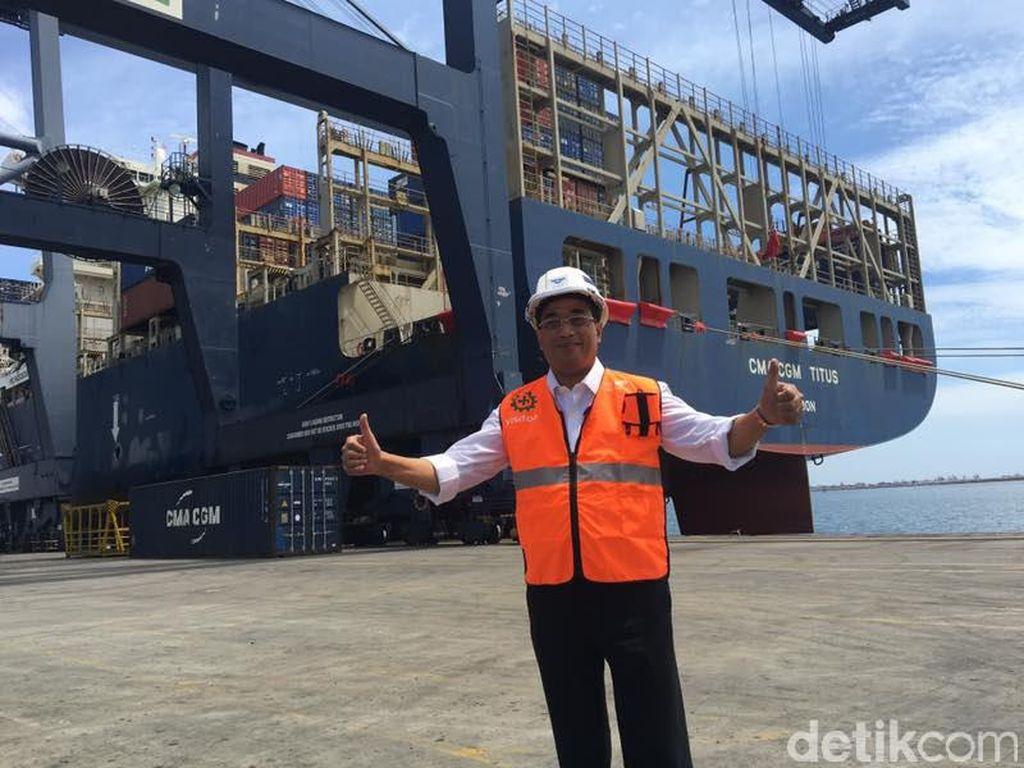 Menhub Tak Ingin Ada Libur di Pelabuhan Tanjung Priok