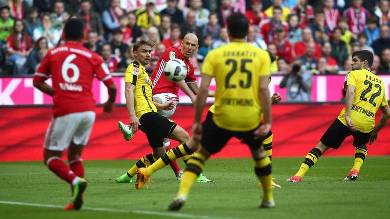 Bayern Dituntut Ulangi Performa Lawan Dortmund Saat Hadapi Madrid