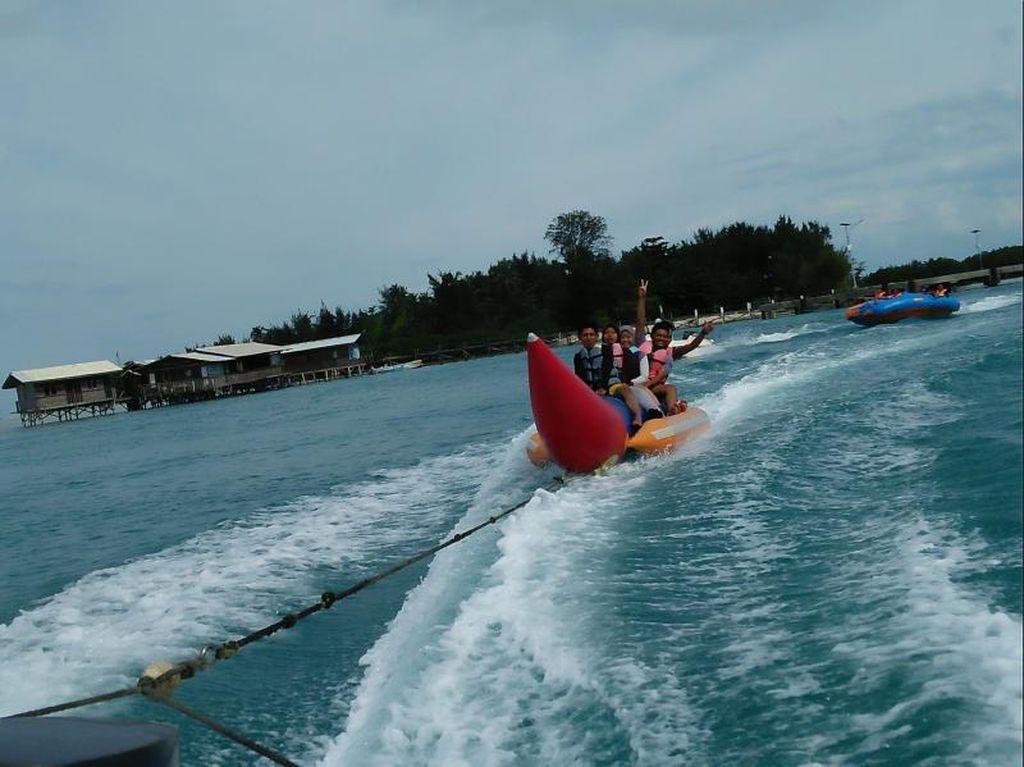 Ada Warga Positif Corona, Bagaimana Wisata Pulau Tidung?