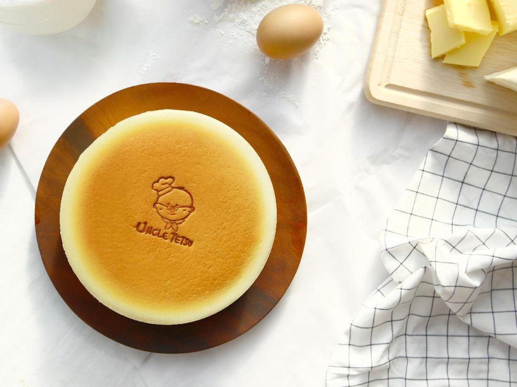 Cheesecake Buatan Uncle Tetsu dari Fukuoka Diantre Ribuan Orang di Jakarta