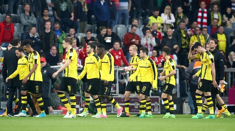 Tuchel Akui Dortmund Layak Kalah Telak