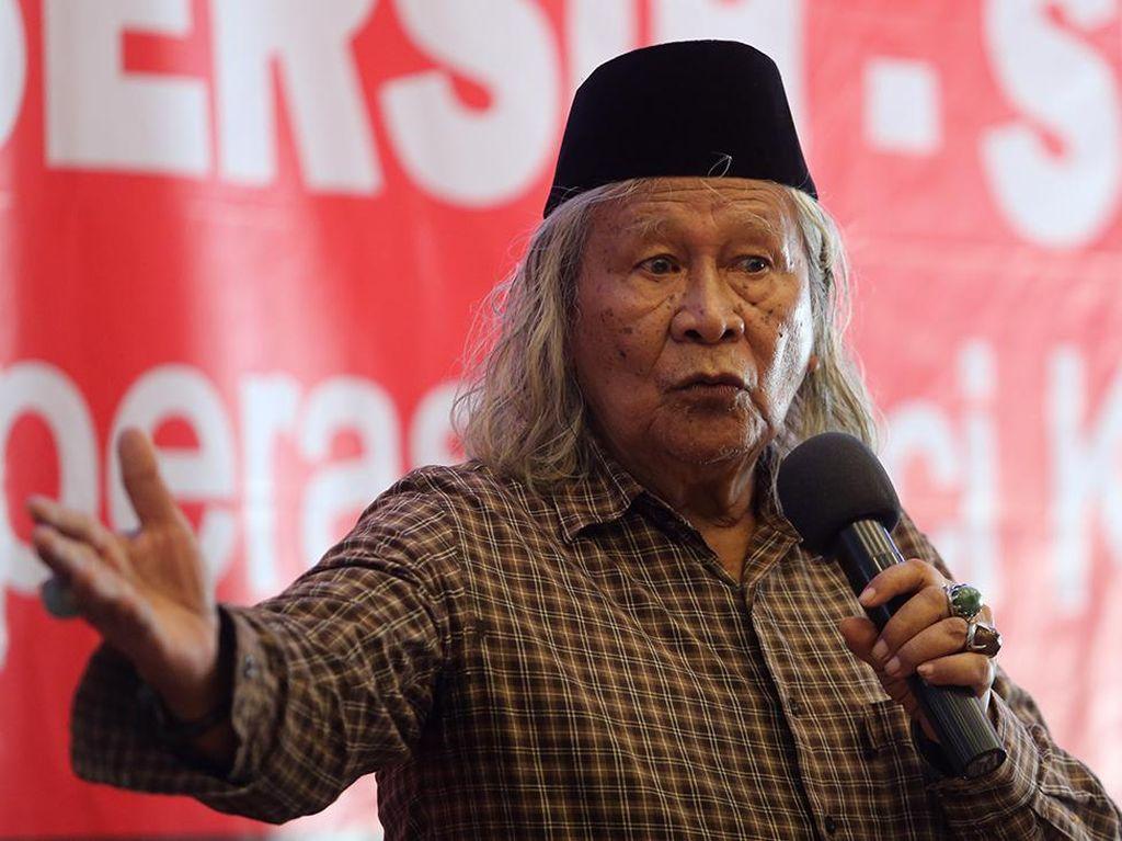 Kontroversi Ridwan Saidi: Sriwijaya Bajak Laut Hingga Kerajaan Galuh Brutal