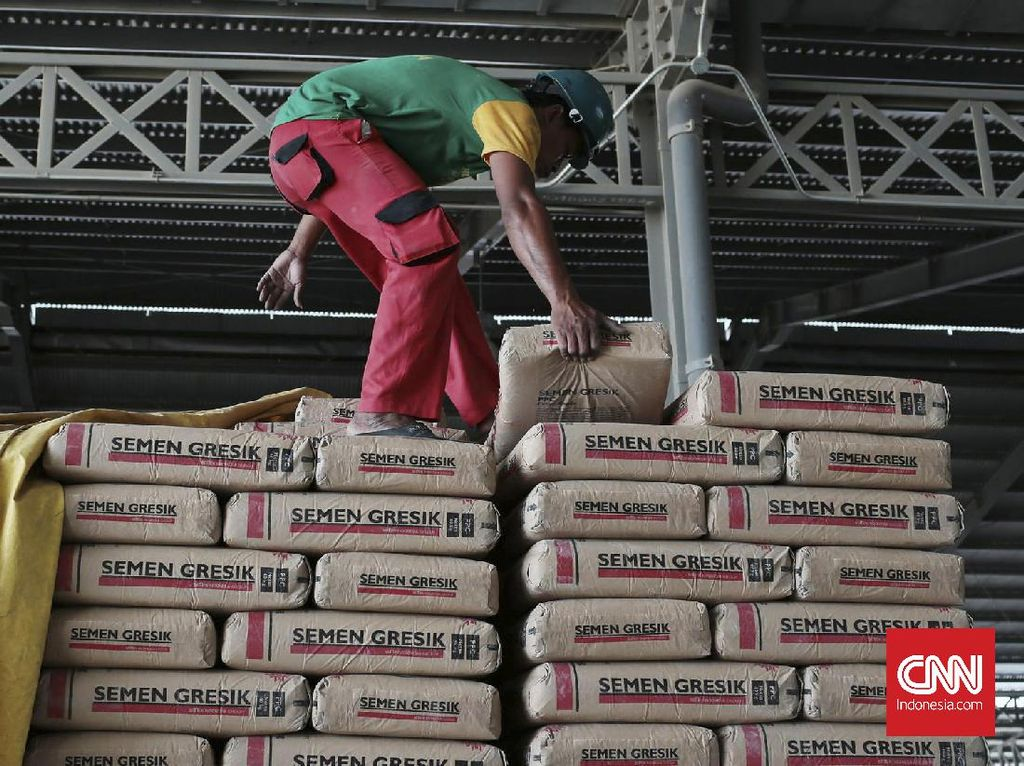 Semen Indonesia Tebar Dividen 1,23 Triliun