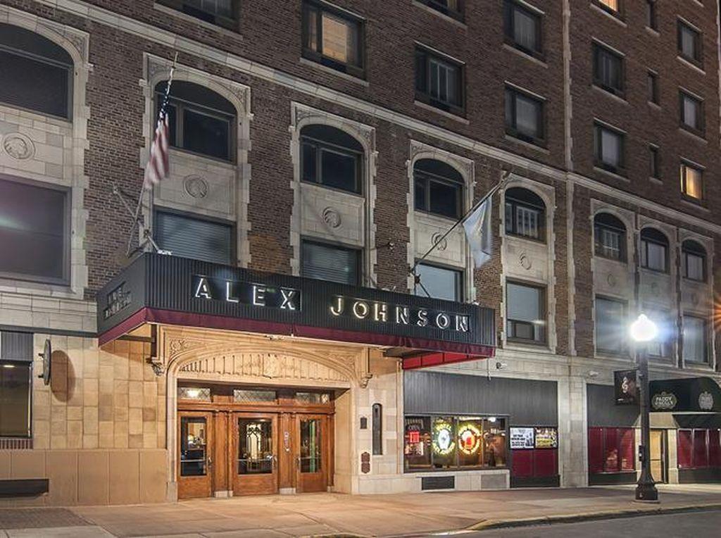 Seram! Hotel di AS Ini Punya Segudang Kisah Penampakan
