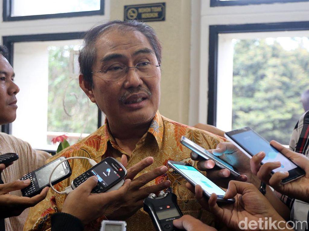 Jimly Asshiddiqie Kaget Banyak yang Nikah di Jakarta di Masa Pandemi Corona
