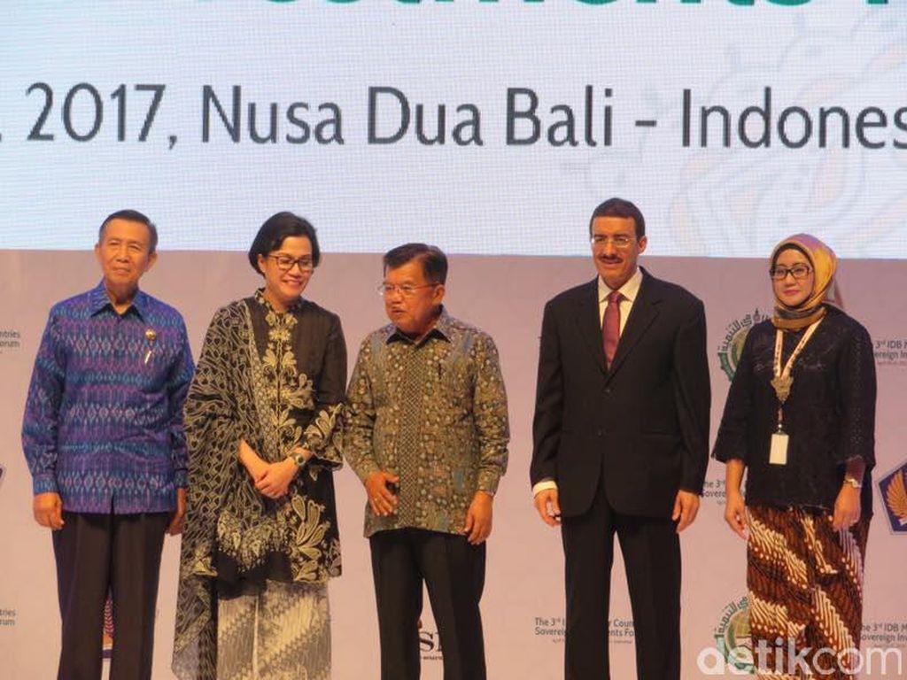 IDB Kucurkan Rp 100 Triliun ke RI dalam 42 Tahun