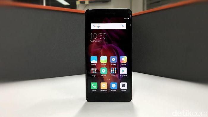 Xiaomi Redmi Note 4. Foto: detikINET/Adi Fida Rahman