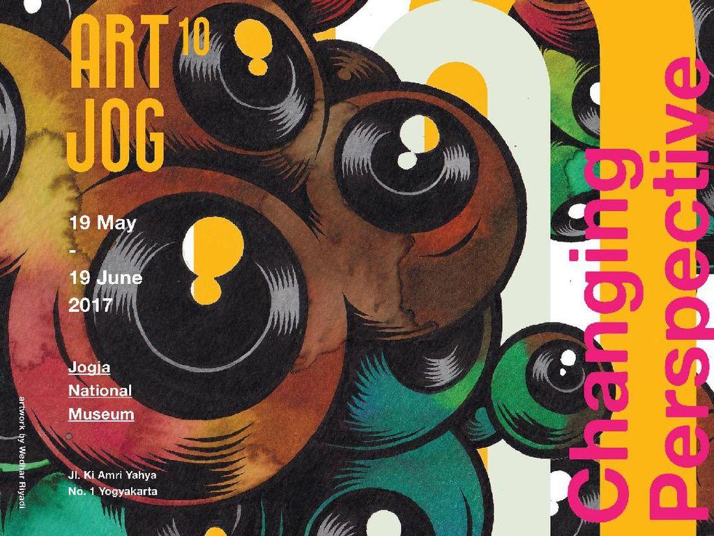 Art Jog 10 Kritik Miskinnya Interaksi di Tengah Maraknya Medsos