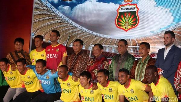 Bhayangkara FC Tak Mau Sembarangan Rekrut <I>Marquee Player</I>