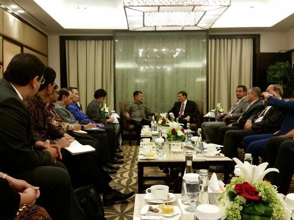 Pemerintah Ajak Forum IDB Investasi Langsung di RI