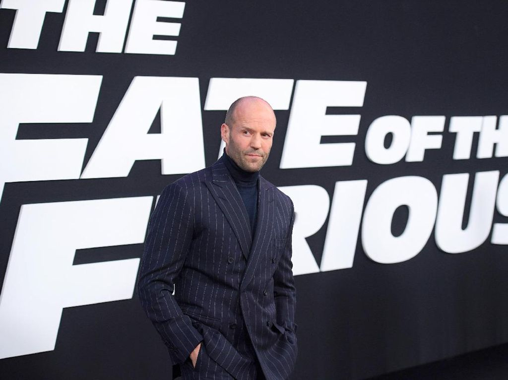 Jason Statham Sebut Spin-off Fast and Furious Lebih Humoris