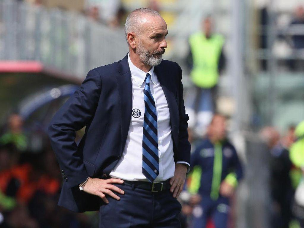 Pioli Tak Menyangka Dipecat Inter