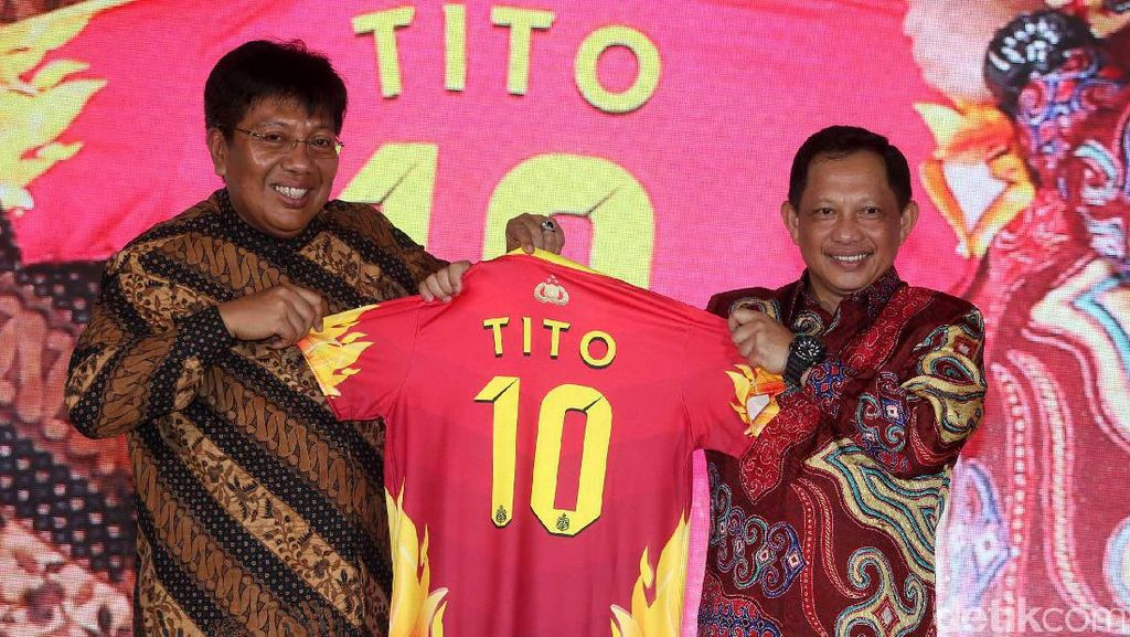 Bhayangkara FC Siap Berlaga di Liga 1