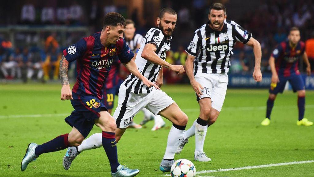 Bonucci Soal Trio BBC dan Perpecahan di Ruang Ganti Juventus