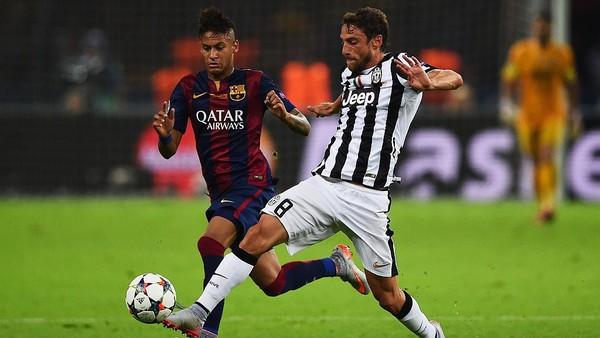 Statistik Jelang Juventus vs Barcelona Tengah Pekan Ini