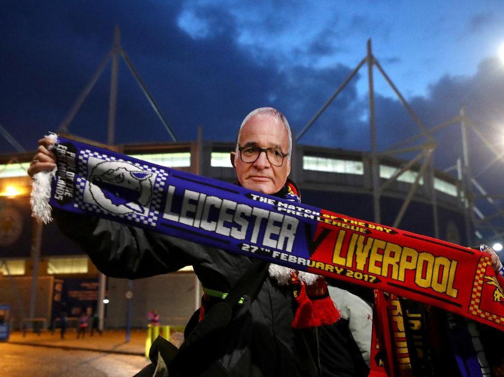 Ranieri: Tak Ada Pengkhianatan di Leicester