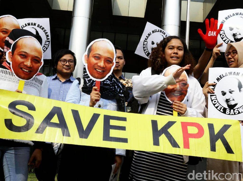 Jangan Sampai Kasus Novel Timpa Pimpinan KPK