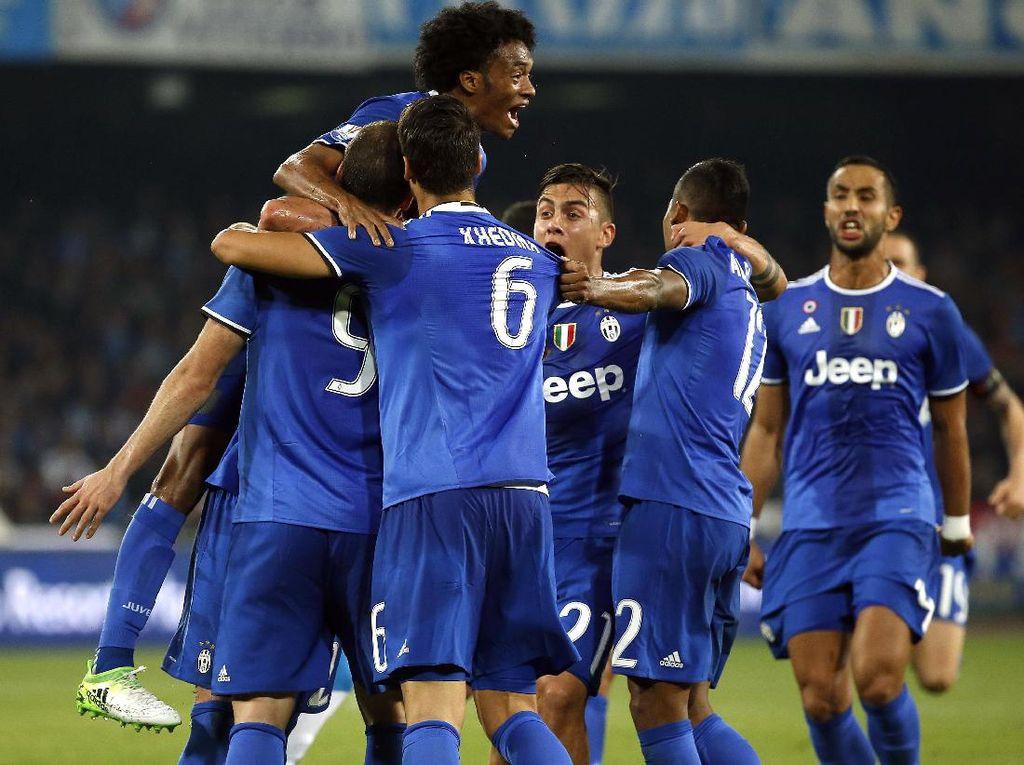 Kalahkan Barca, Maka Juventus Akan Punya Peluang JadiJuara