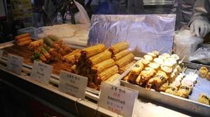 Jajanan Kaki Lima di Seoul yang Bikin Goyang Lidah
