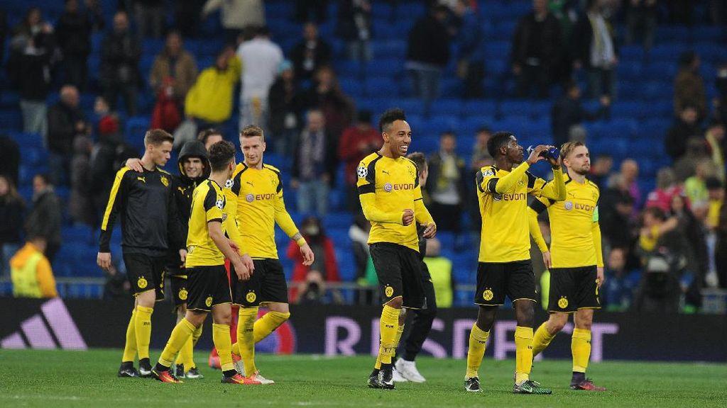 Menjamu AS Monaco, Dortmund Incar Banyak Gol
