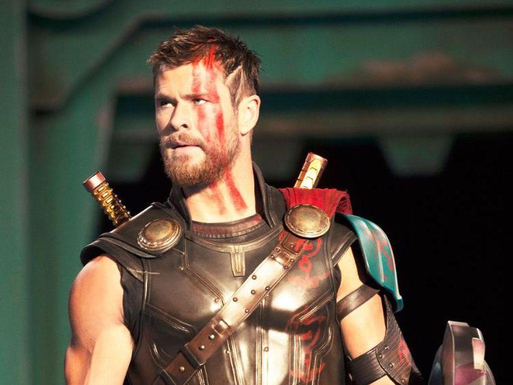 Di Cerita Baru, Thor Tak Lagi Gondrong