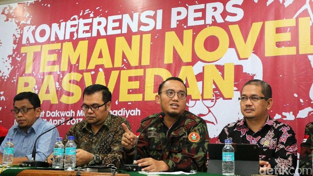 Muhammadiyah Kecam Teror Air Keras ke Novel