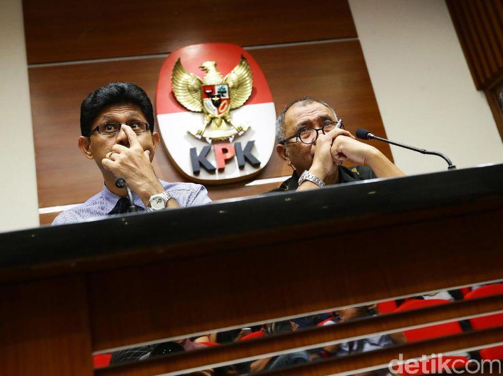 KPK Serahkan Urusan Teror Pimpinan ke Polri