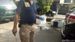 Polisi Tak Dapatkan Sidik Jari di Cangkir Air Keras Novel Baswedan