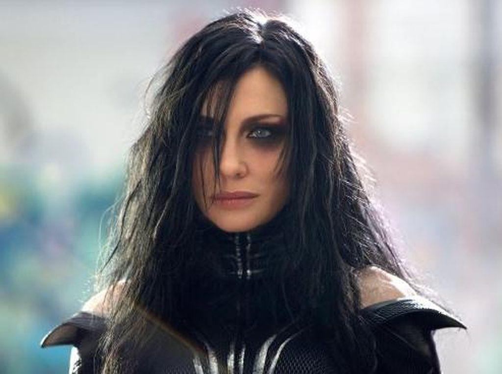 Perubahan Besar Karakter Hela dari Komik ke Film