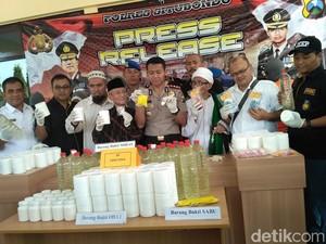 Ungkap 16 Kasus Narkoba, Polisi Sita Hampir 100 Ribu Butir Pil Trek