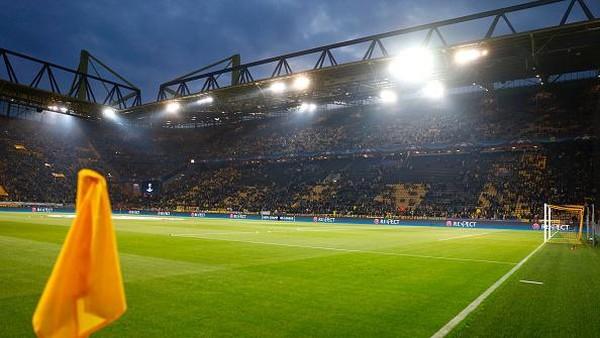 Ada Ledakan, Dortmund vs Monaco Ditunda!