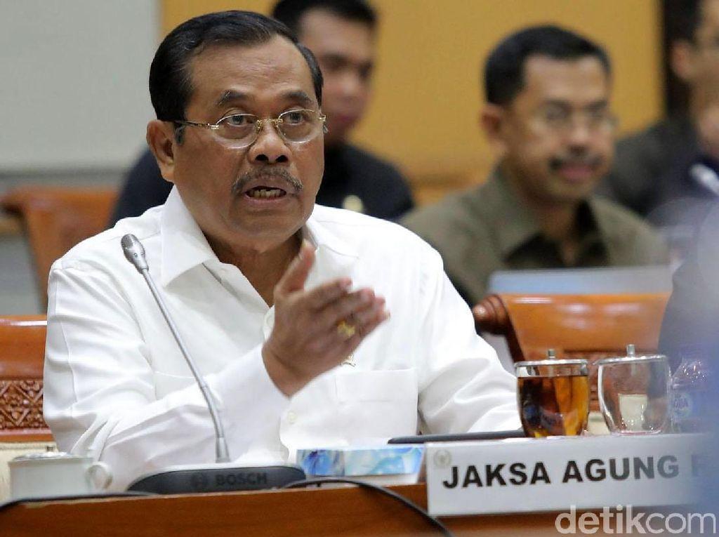 Jaksa Agung Mengaku Abstain di Rapim Promosi Anaknya