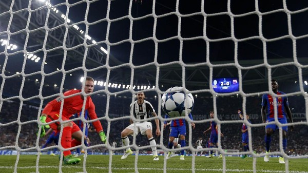 Malam yang Menyakitkan untuk <i>Blaugrana</i>