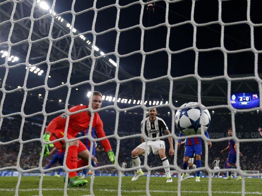 Malam yang Menyakitkan untuk Blaugrana