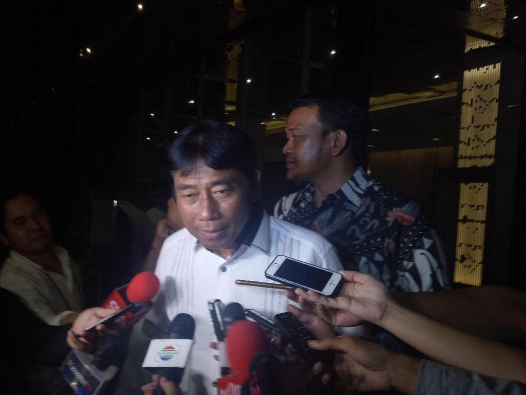 Lulung Nyatakan Siap Jadi Jurkam Sudirman Said di Pilgub Jateng