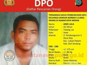 Kejamnya Andi Lala, Dalang Pembunuhan Satu Keluarga di Medan