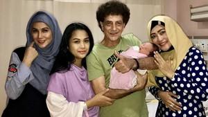 Ahmad Albar Dikaruniai Putri, Chika Waode dan Ibnu Jamil Cinlok?